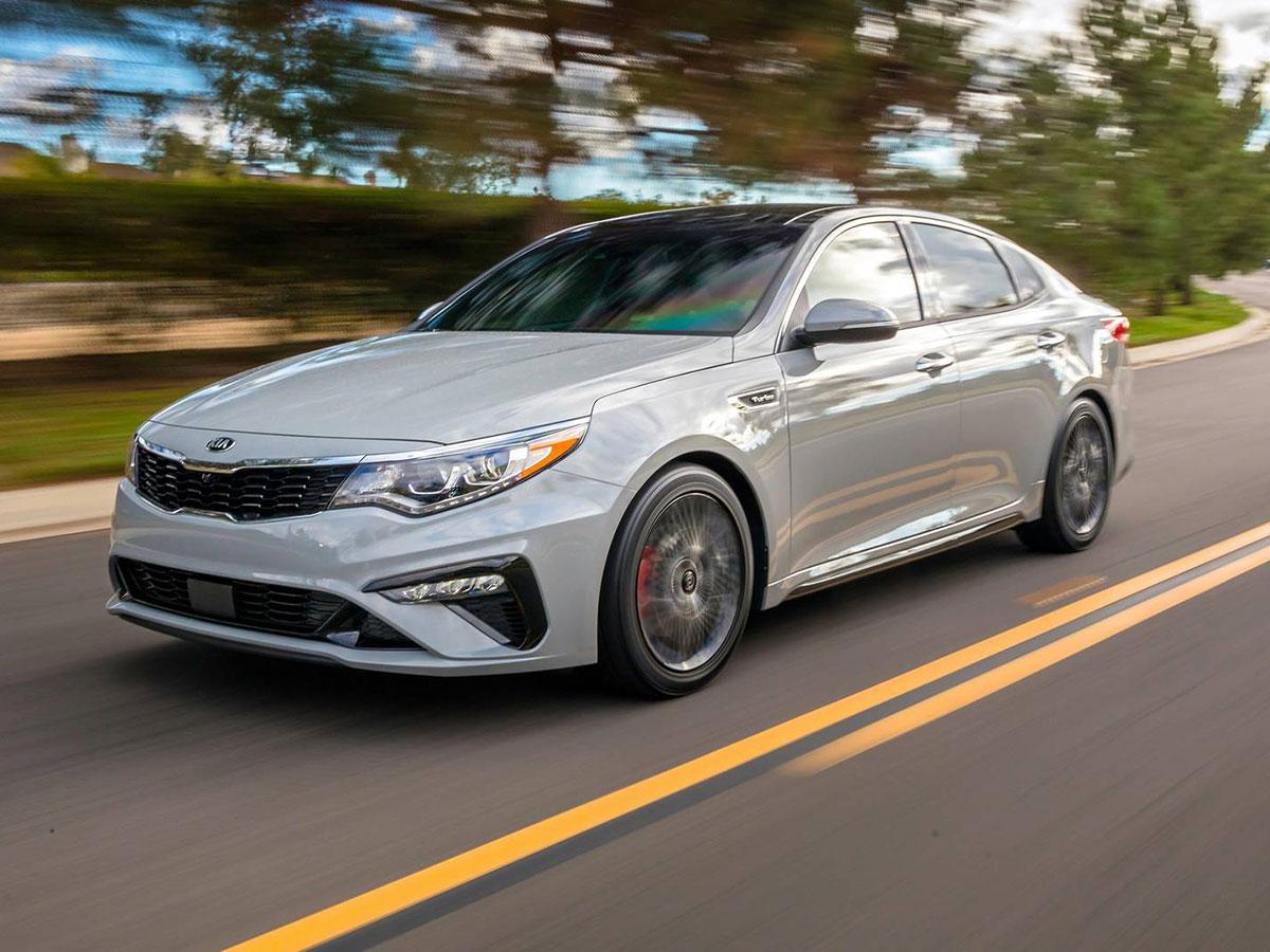 Kia Optima Tire Sales & Service