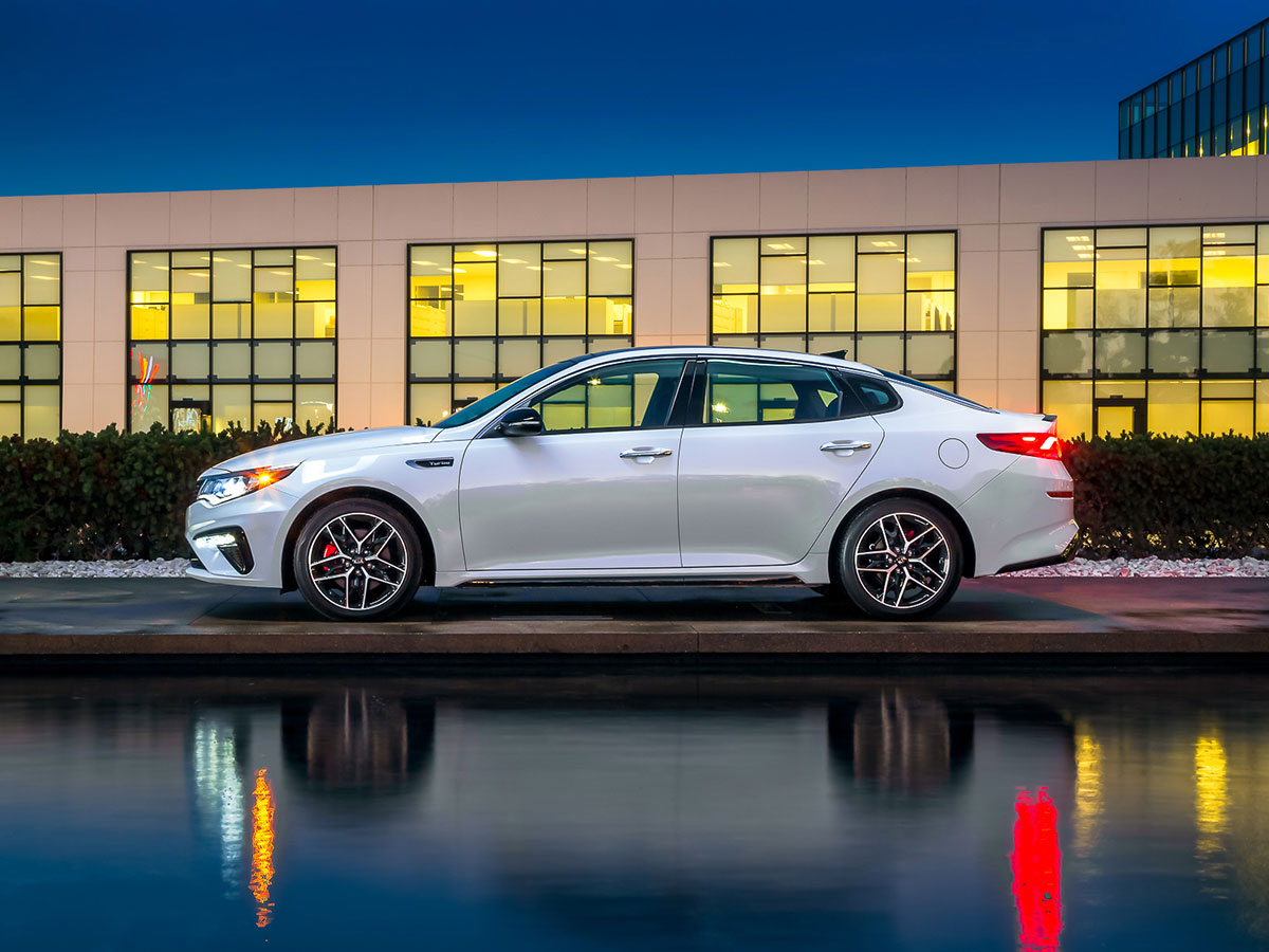 Kia Optima Recalls Service