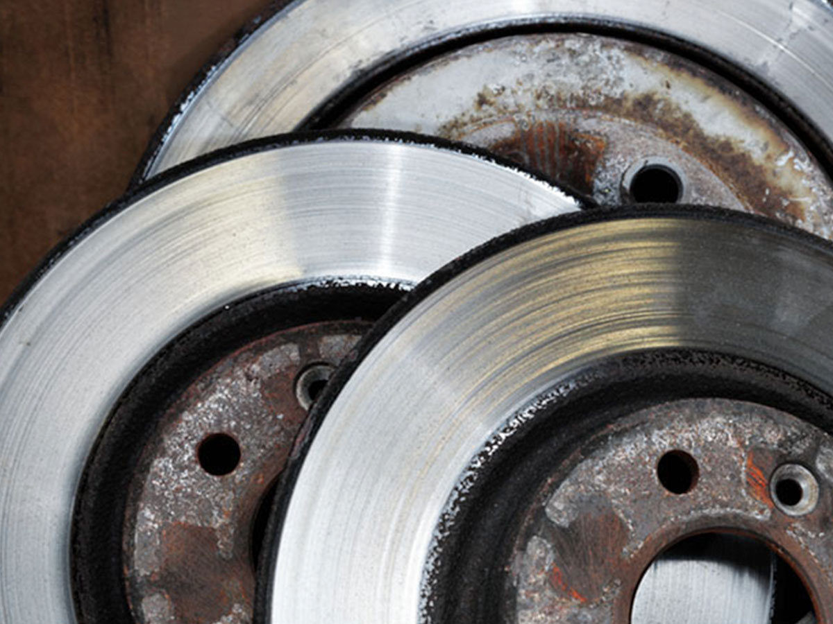 Kia Brake Rotor Resurfacing Service