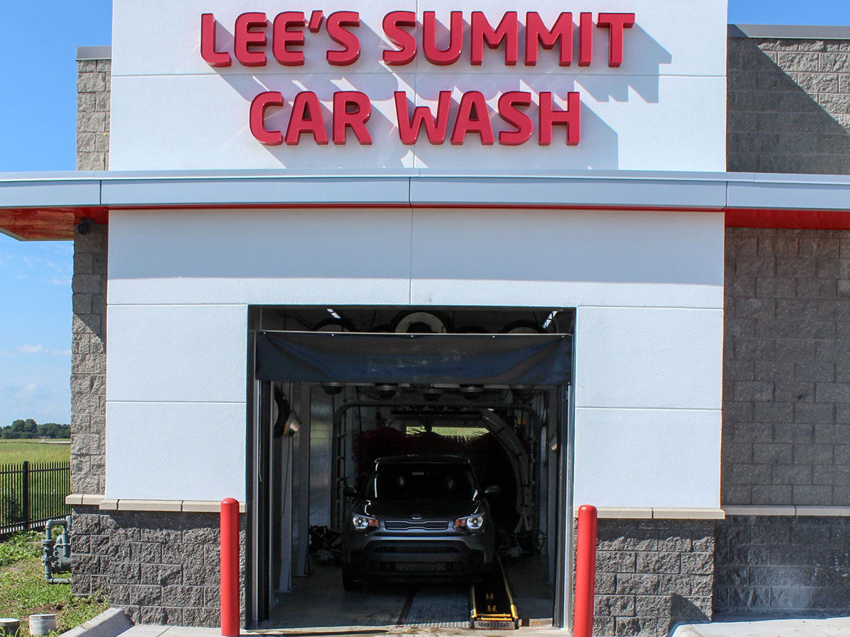 Lee's Summit Car Wash and Detailing