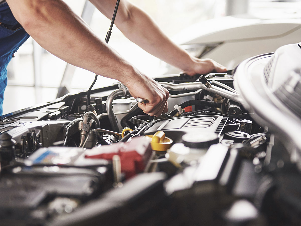Coolant Fluid Exchange Service