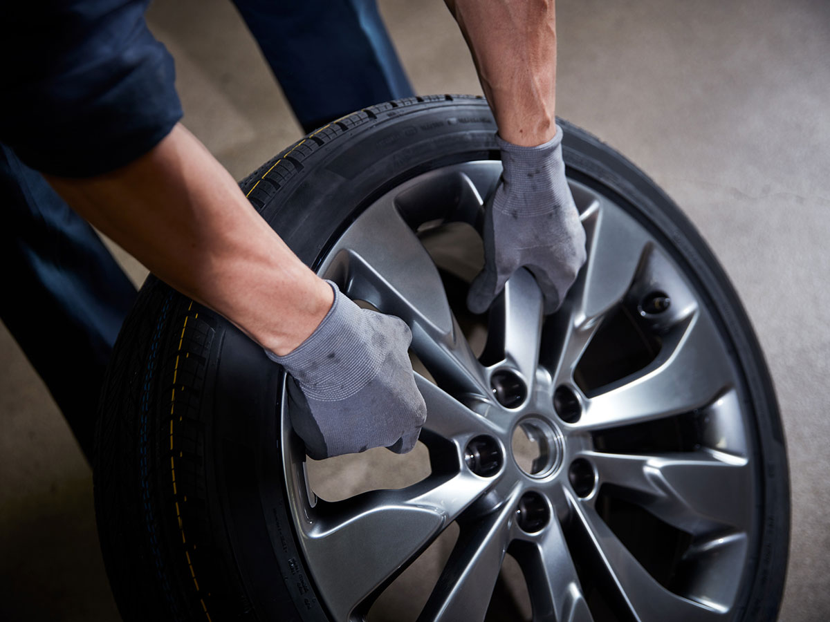 Tire Tread & Pressure Check Service