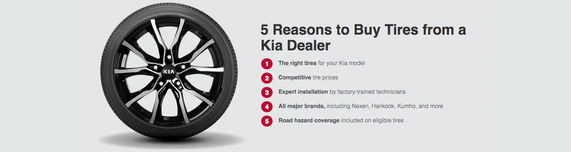 Hagerstown Kia Tire Center