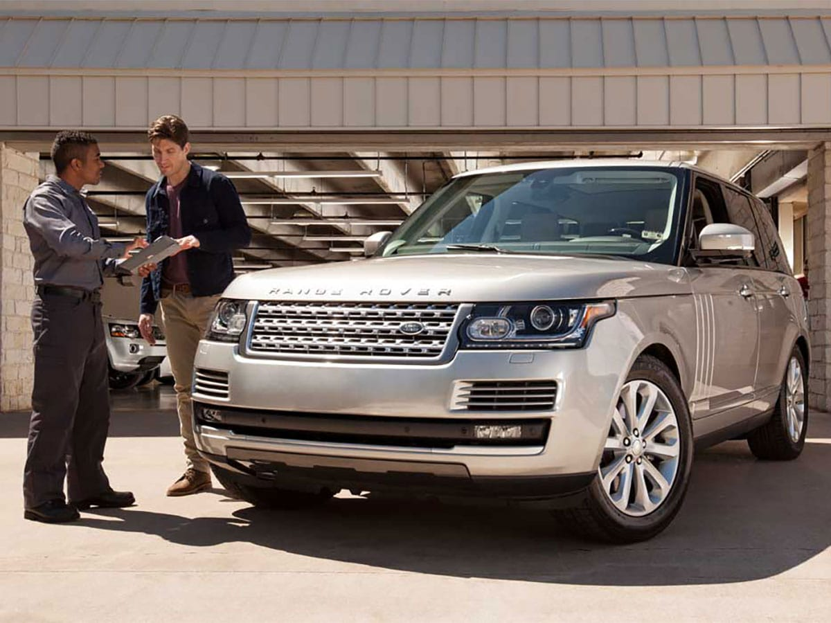 Land Rover Certified Collision Center