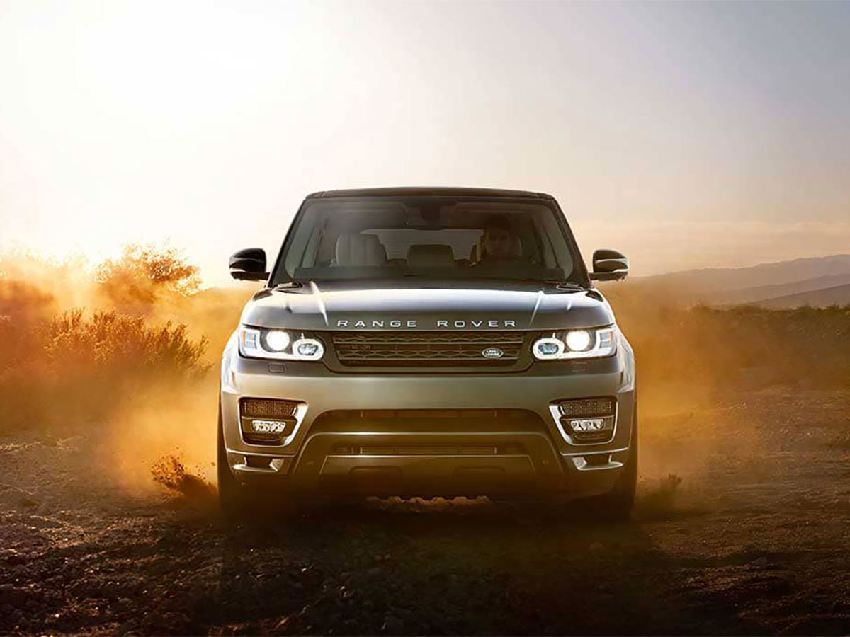 Land Rover Full-Synthetic Oil Change Service
