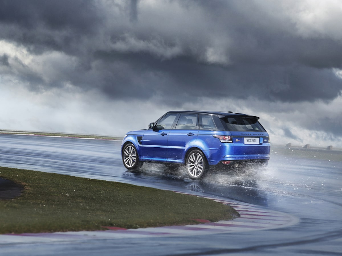 Land Rover Wheel Alignment Service