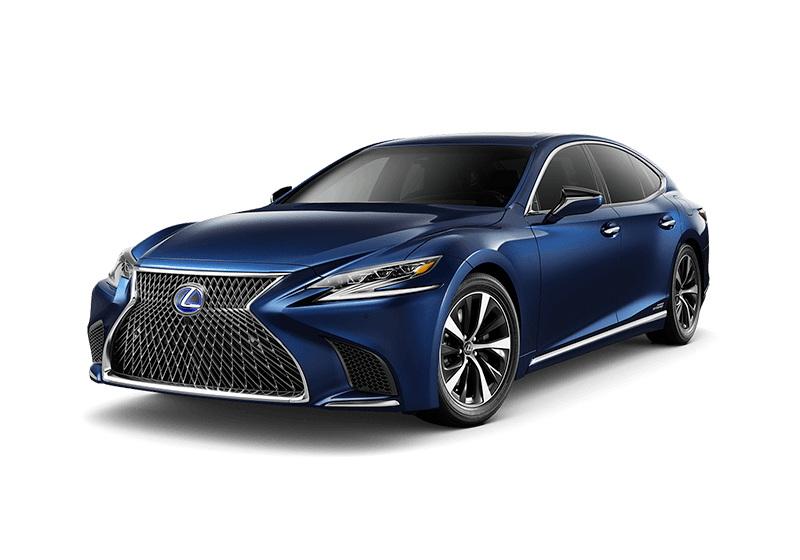 Touch-Free Lexus Service