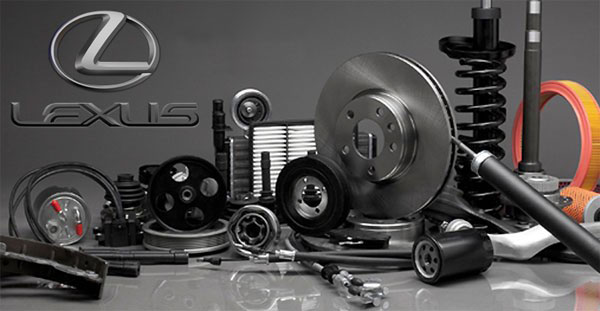 Certified Lexus OEM Parts