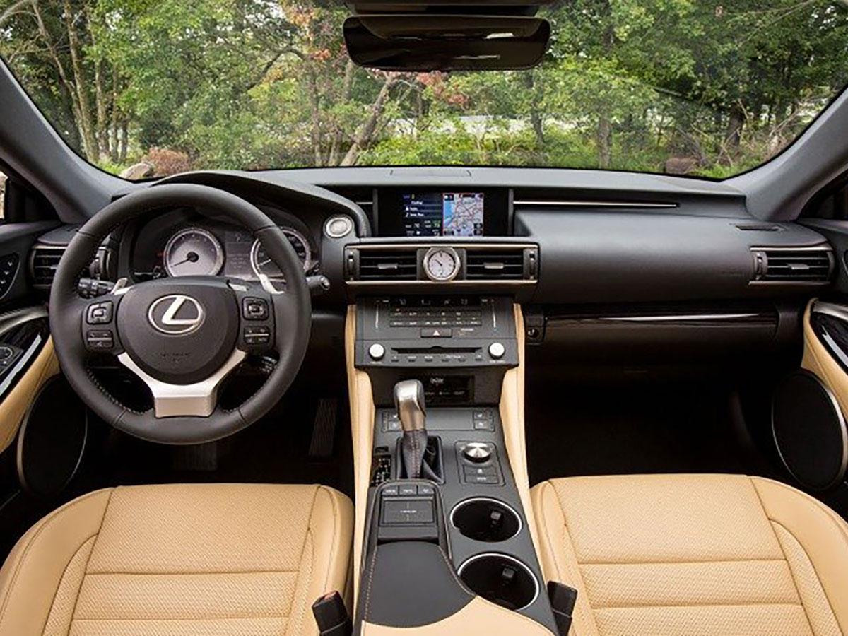 Lexus A/C Service