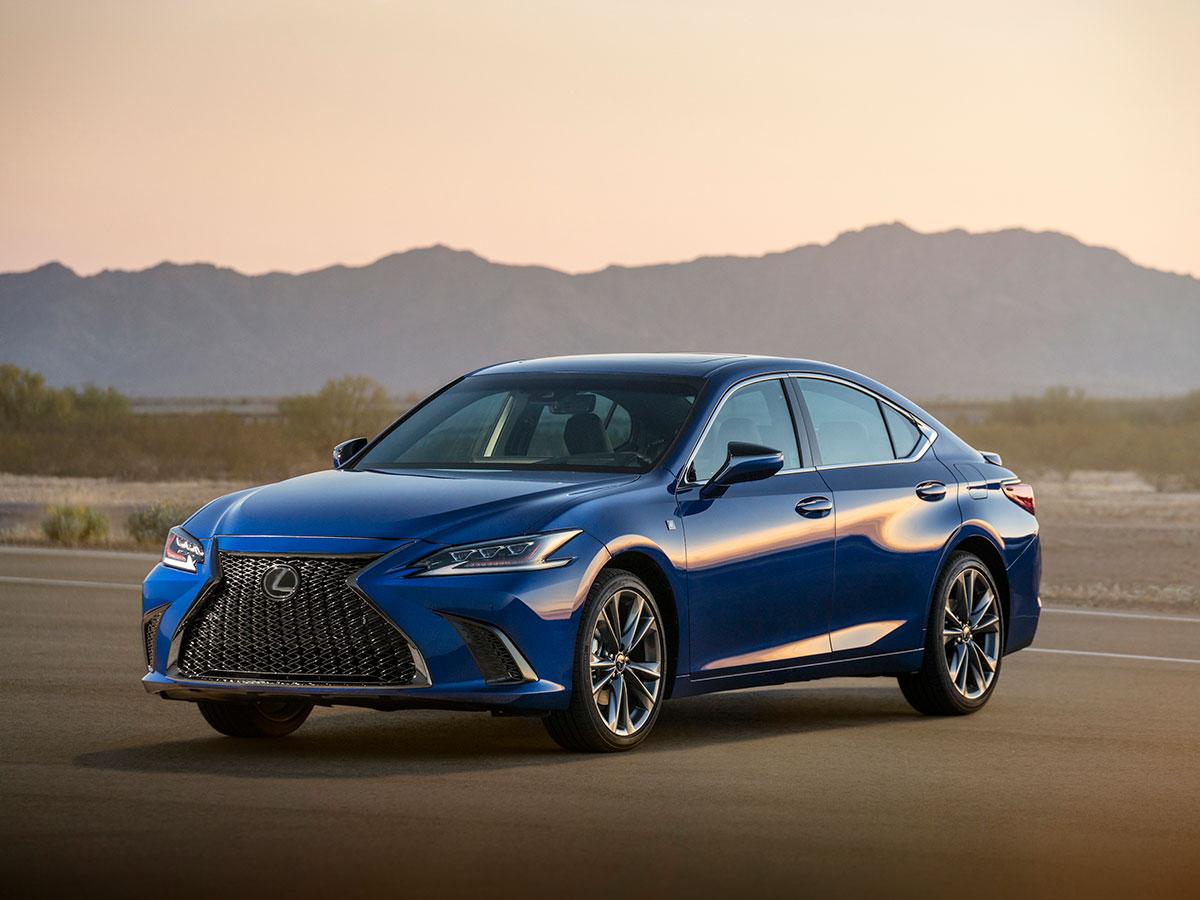 Lexus 160,000-Kilometre Recommended Maintenance