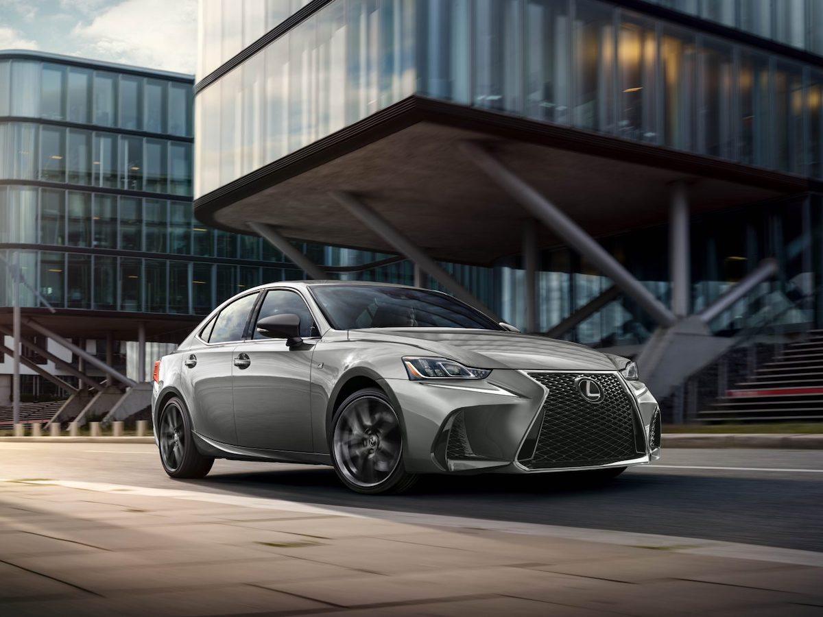 Lexus 96,000-Kilometre Recommended Maintenance