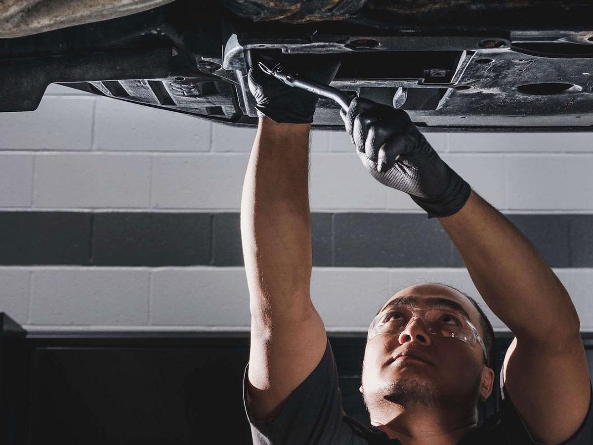 Lexus UX Service
