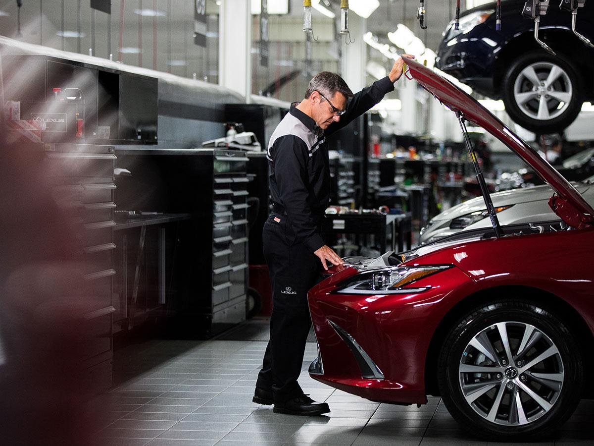 Lexus Models Services