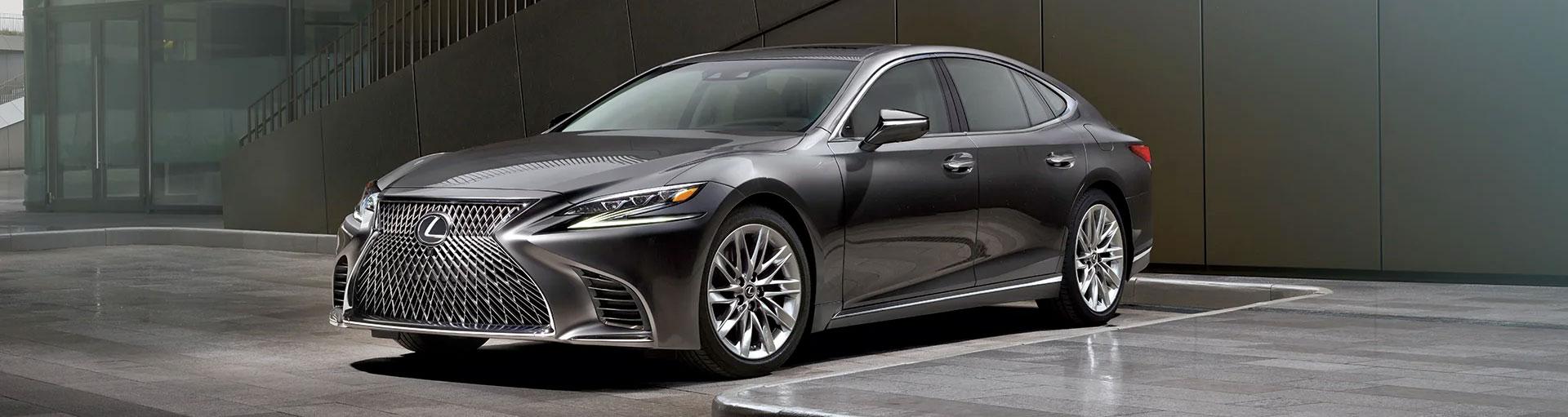 Lexus Brake Services