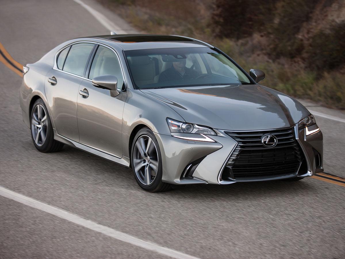 Lexus 8,000-Kilometre Recommended Maintenance
