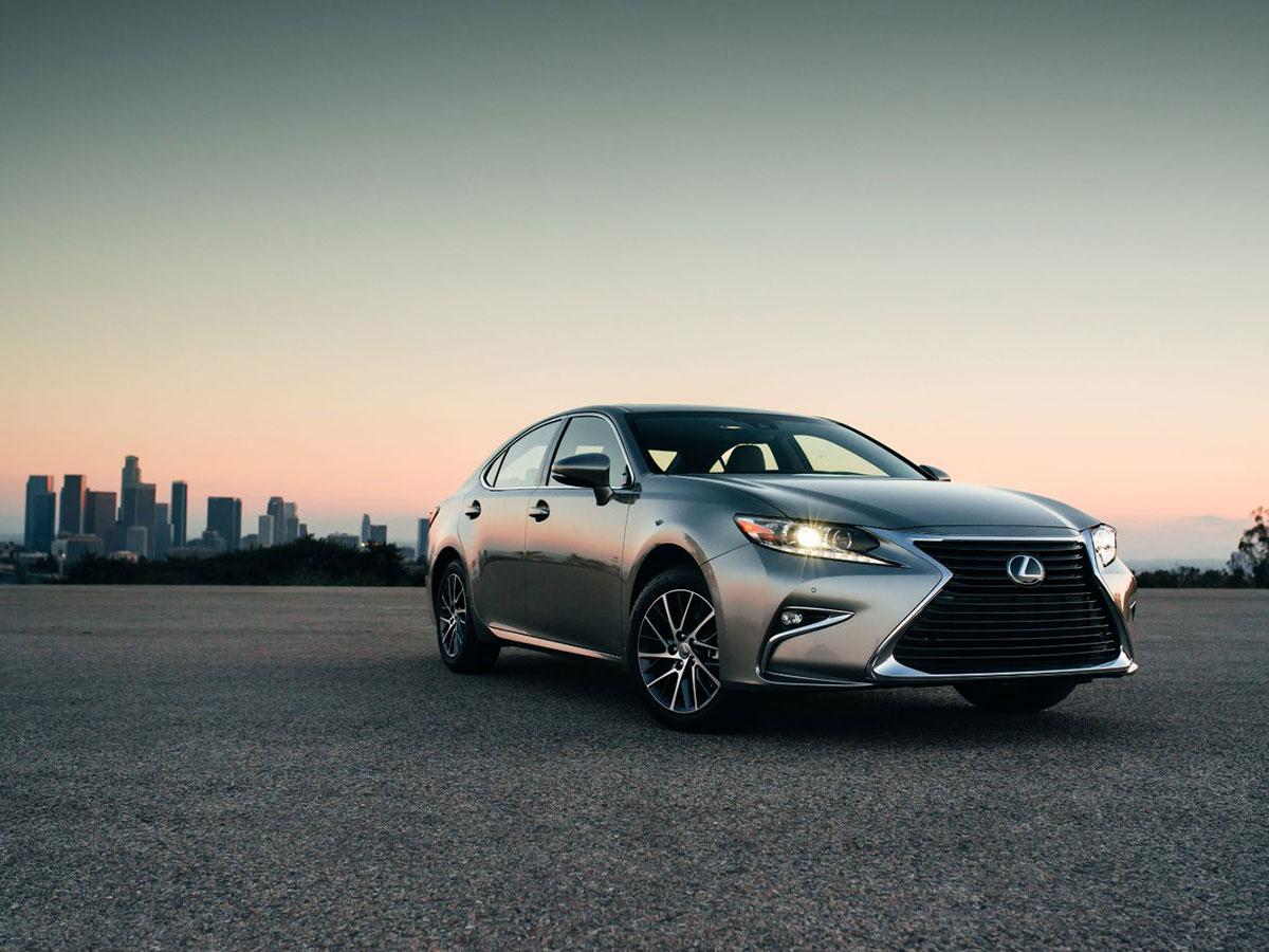 Lexus 48,000-Kilometre Recommended Maintenance