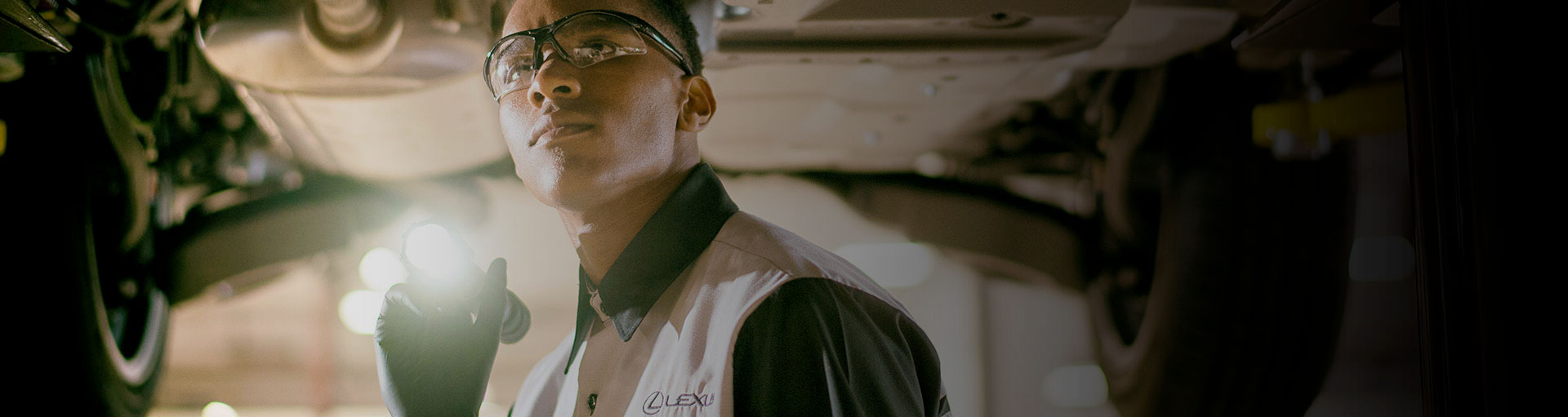 Lexus Oil Change Services