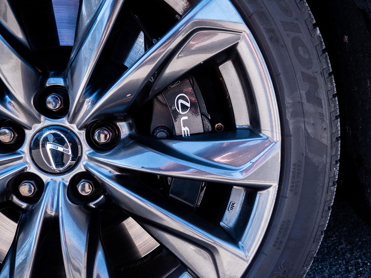 Lexus Tire Department