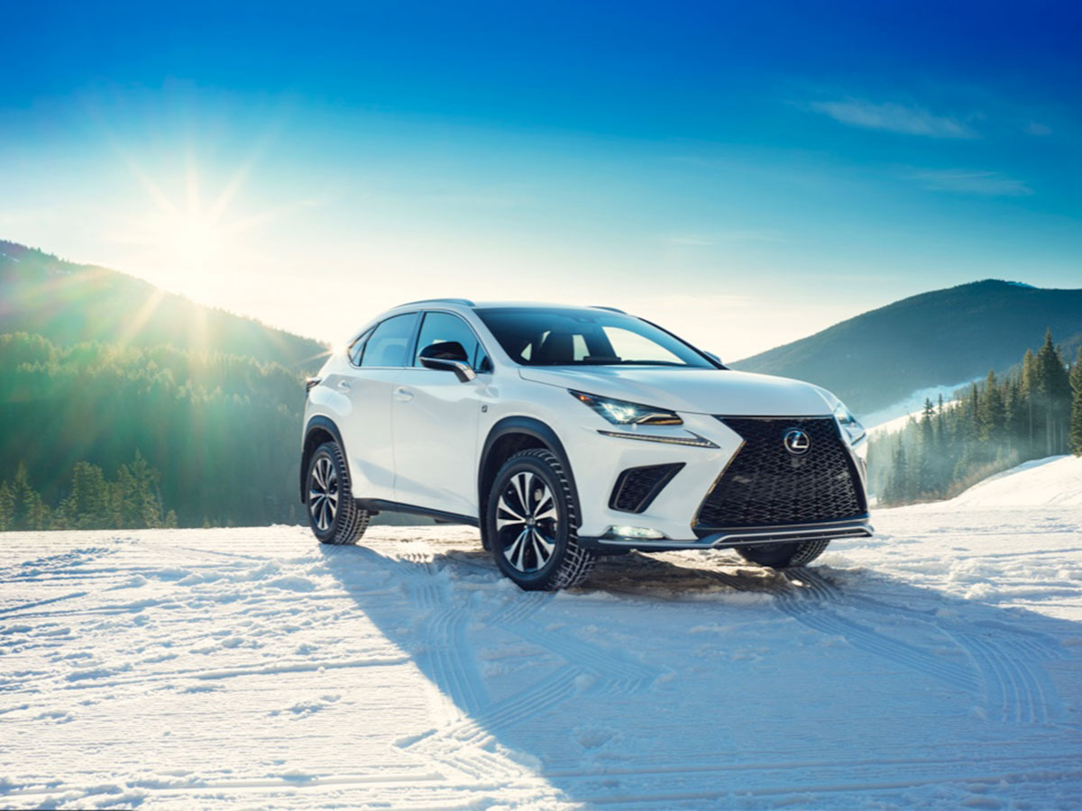 Lexus Winter Tires