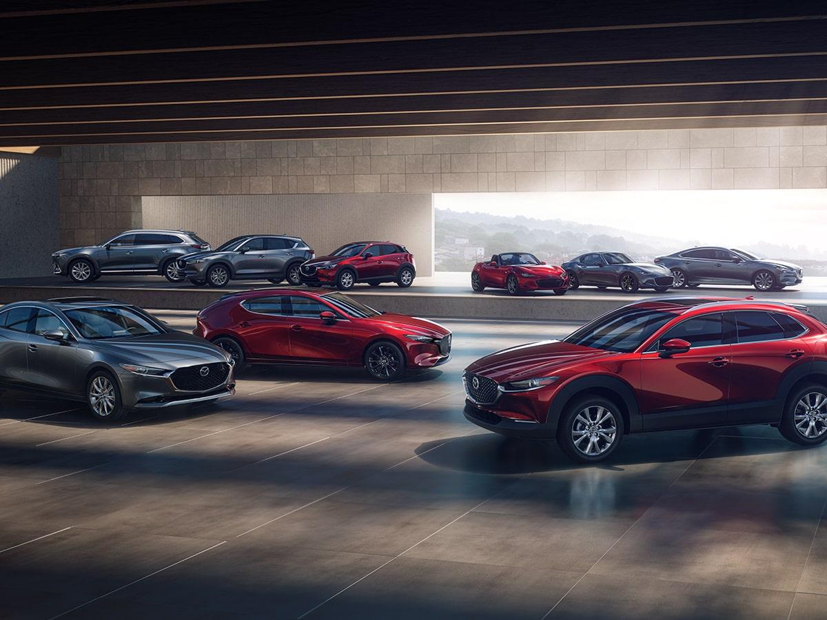 Mazda Maintenance Schedule