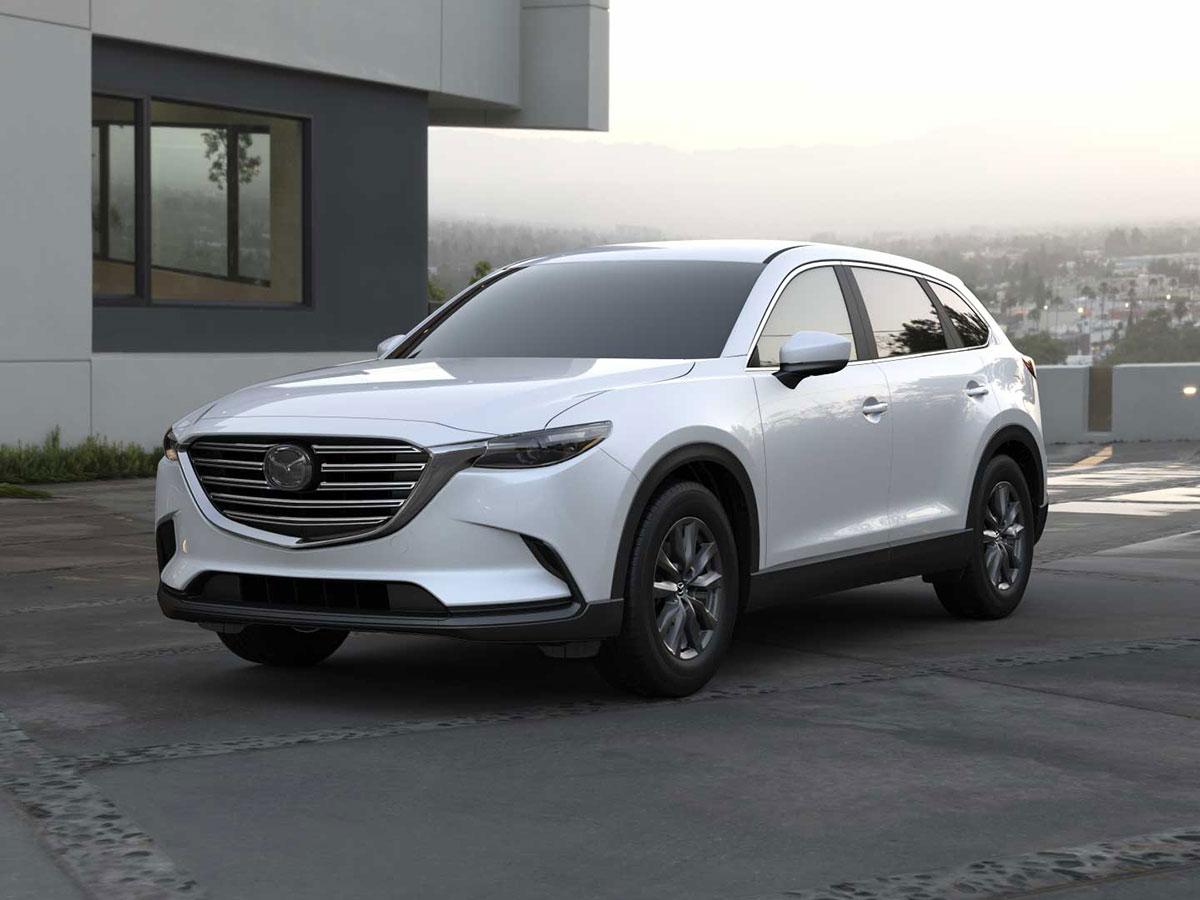 Mazda Schedule a Service