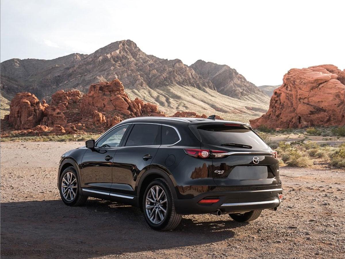 Genuine Mazda Trailer Hitch