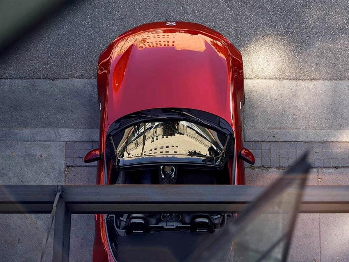 Mazda Four-Wheel Alignment Service Special Coupon