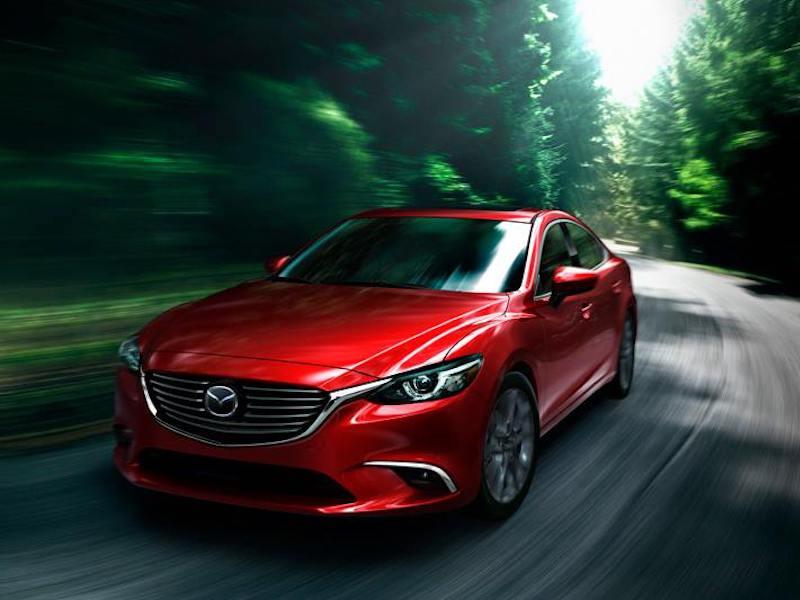 Mazda Tire Service & Sales near Carson, CA