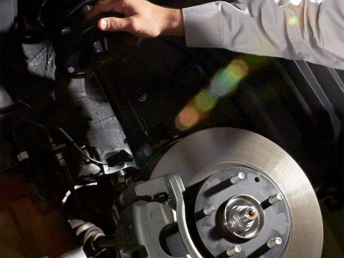 Mazda Brake Pad Replacement Service Special Coupon