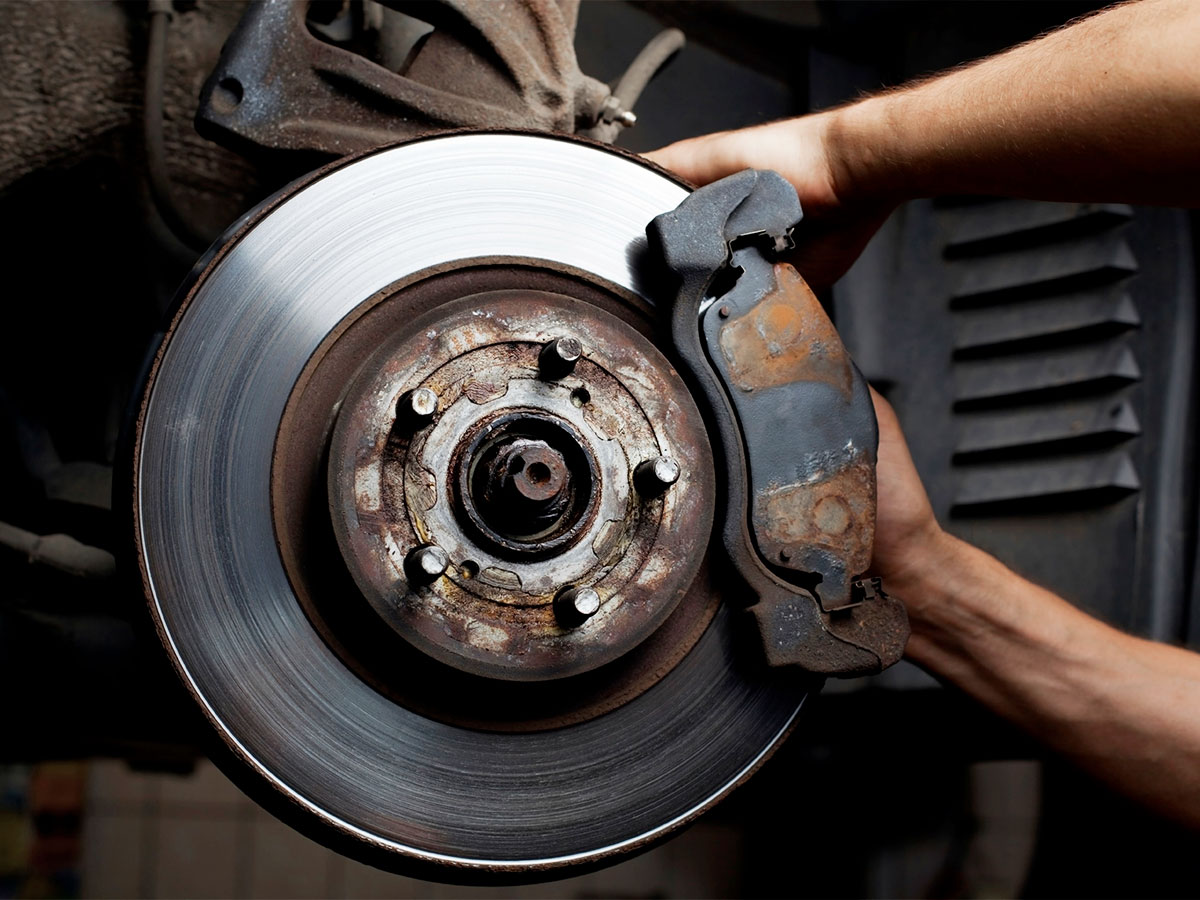 Mazda Brake Pad Replacement