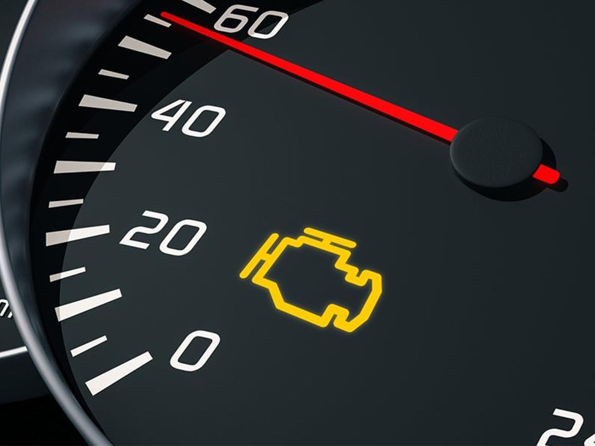 Check Engine Light Diagnostic Service