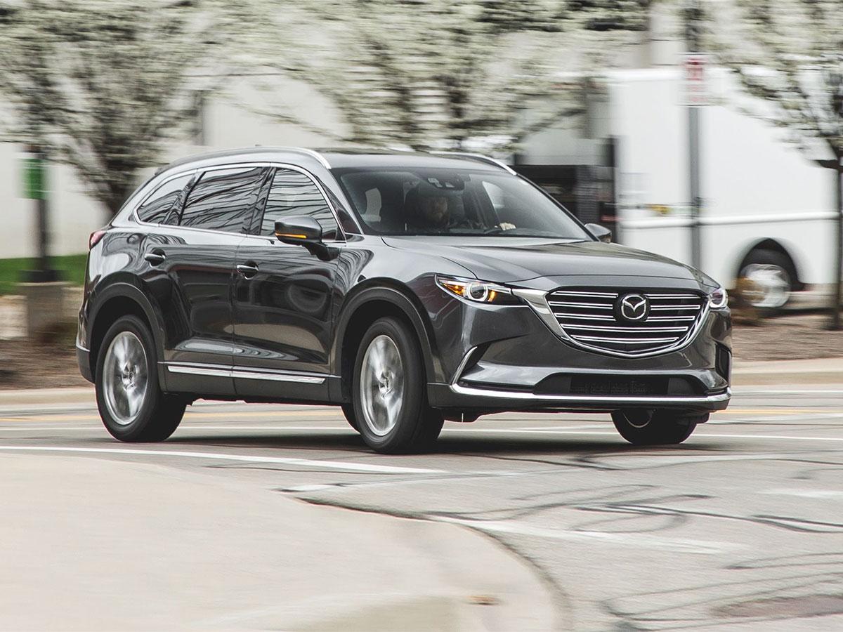 Mazda Tips