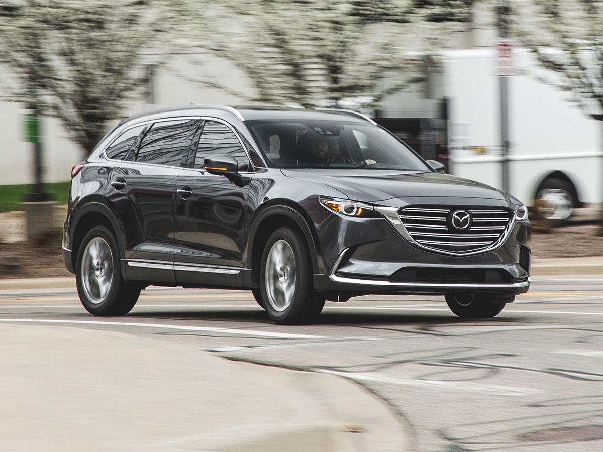 Mazda 7,500-Mile Service