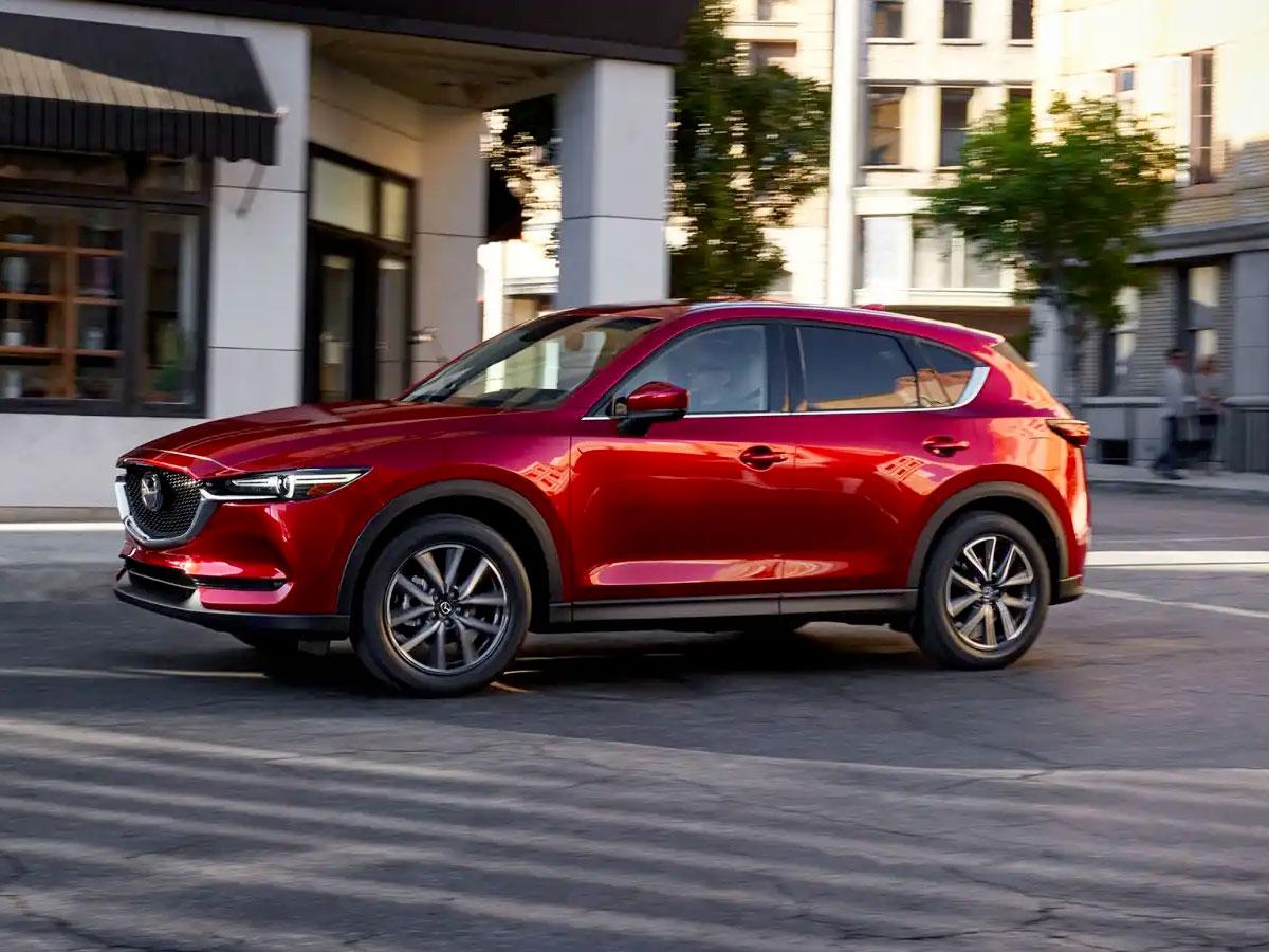 Mazda 5,000-Mile Service