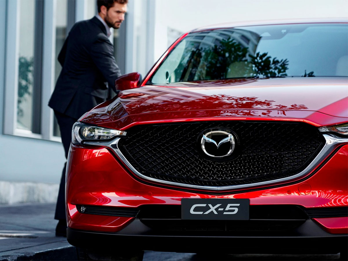 Mazda 4-In-1 Service Special Coupon