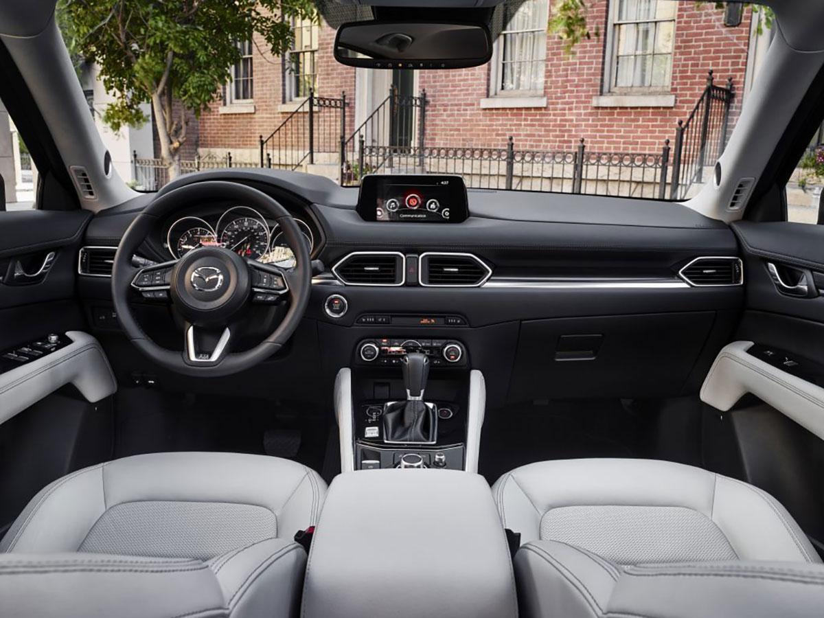 Mazda Power Steering System Fluid Exchange Service