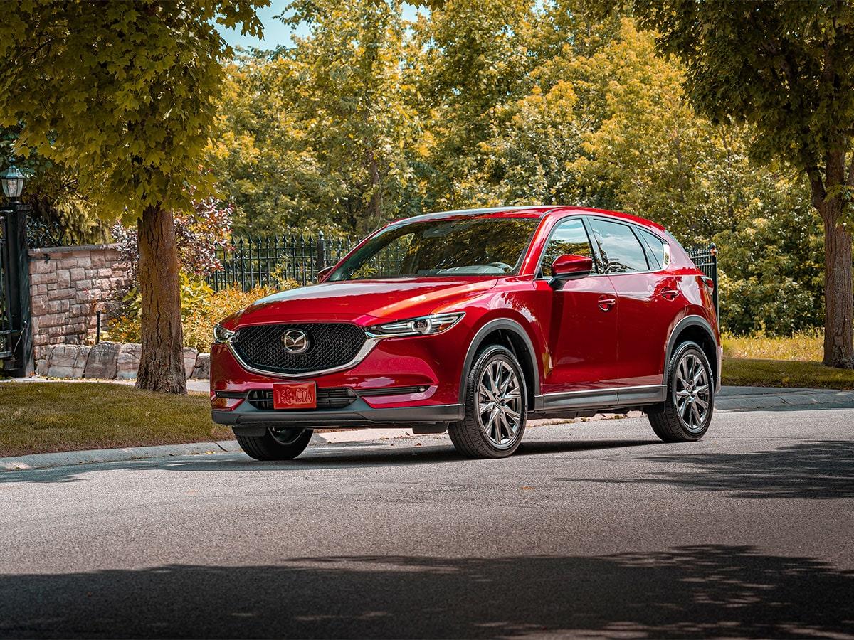 Mazda Transfer Case Service
