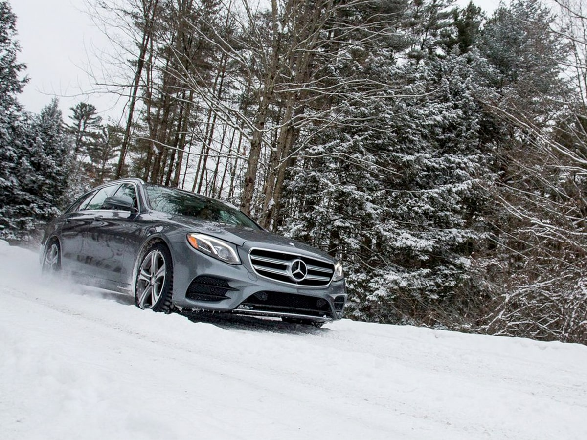 Prepare Your Mercedes-Benz for the Winter
