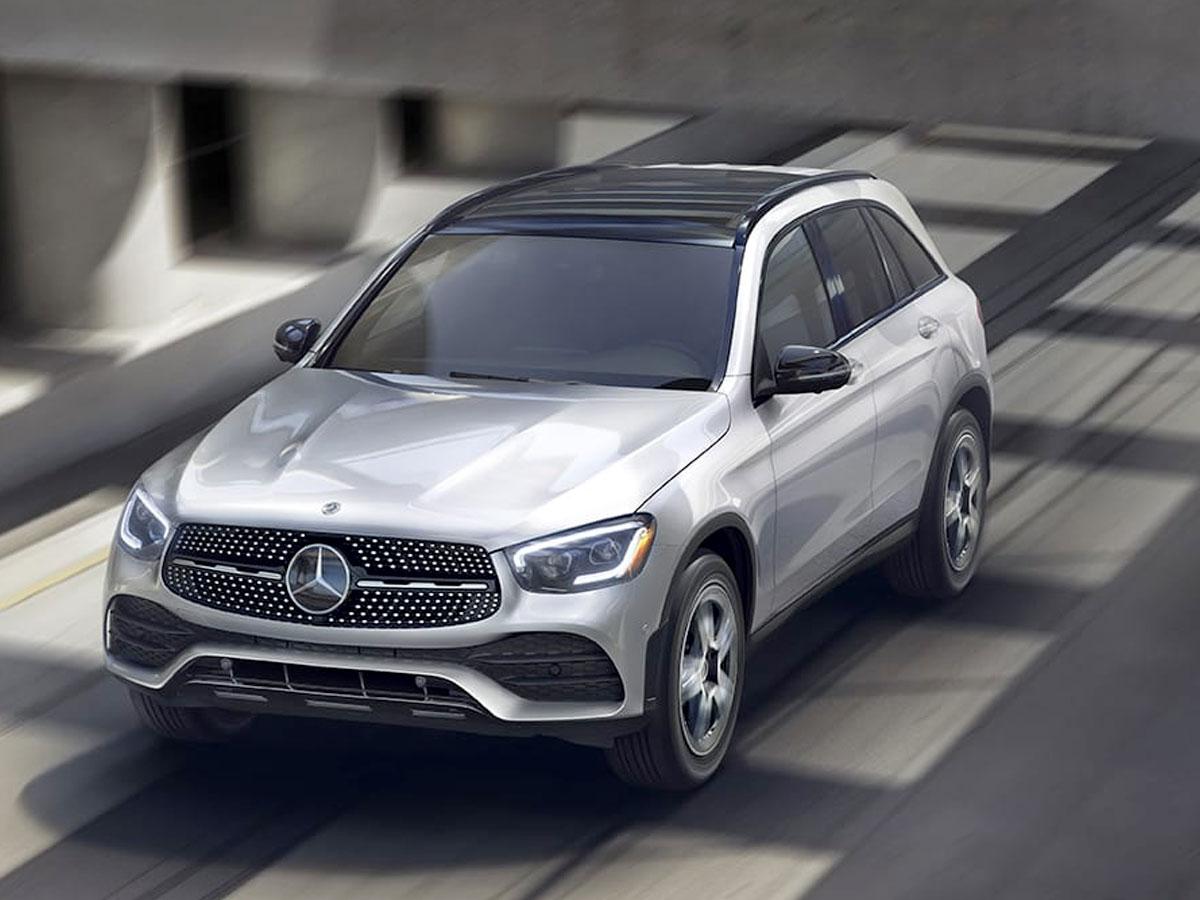 Mercedes-Benz GLC Service & Repair