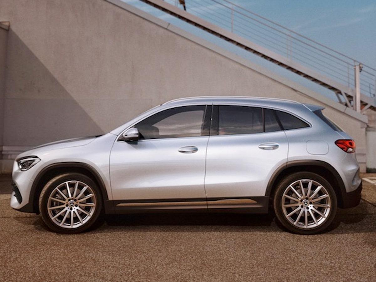 Mercedes-Benz Tire Rotation