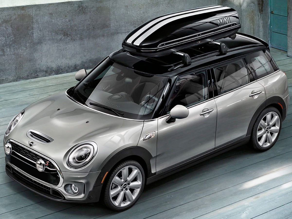 MINI Roof Boxes Accessory Special Coupon