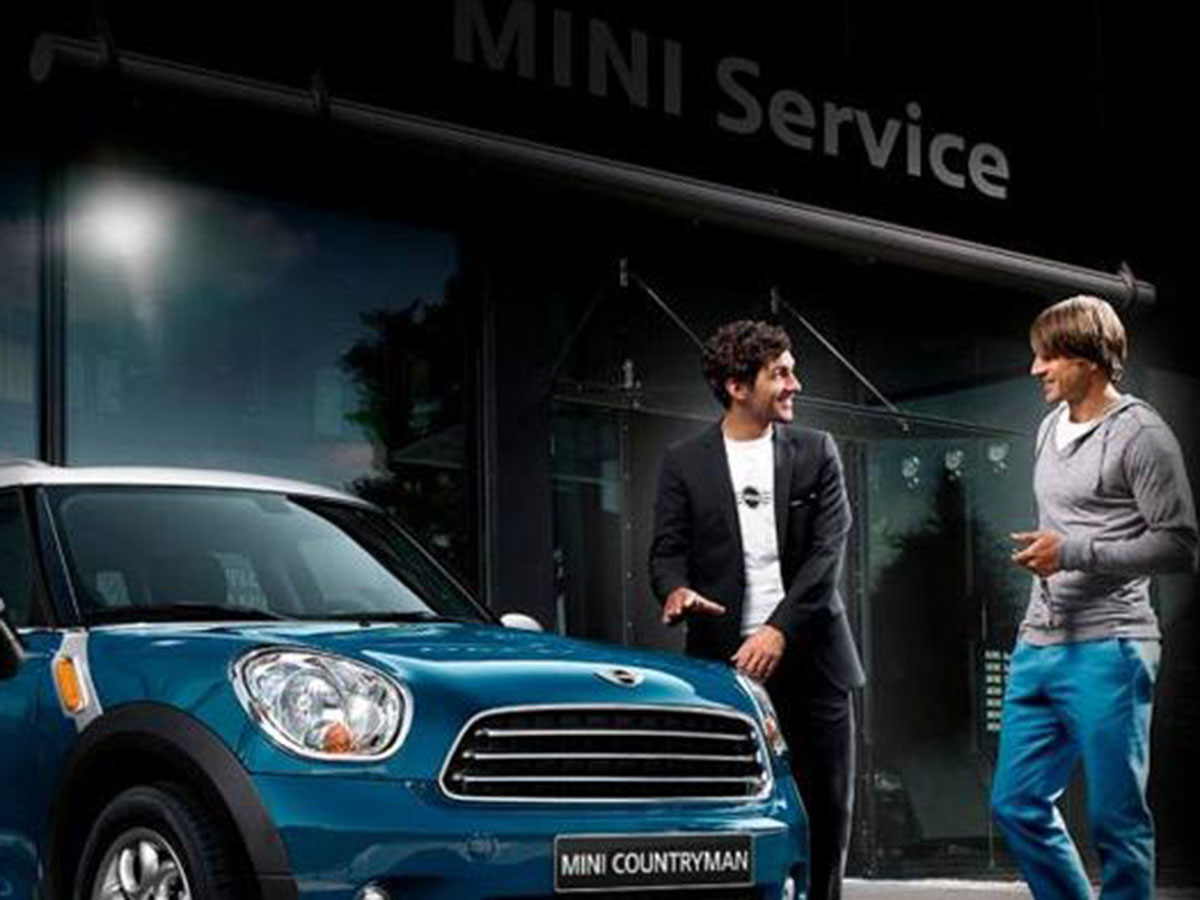 Schedule MINI Service