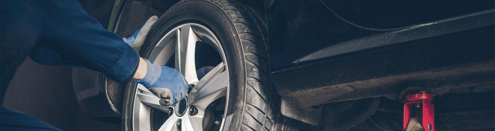 Russ Darrow Mitsubishi Tire Department