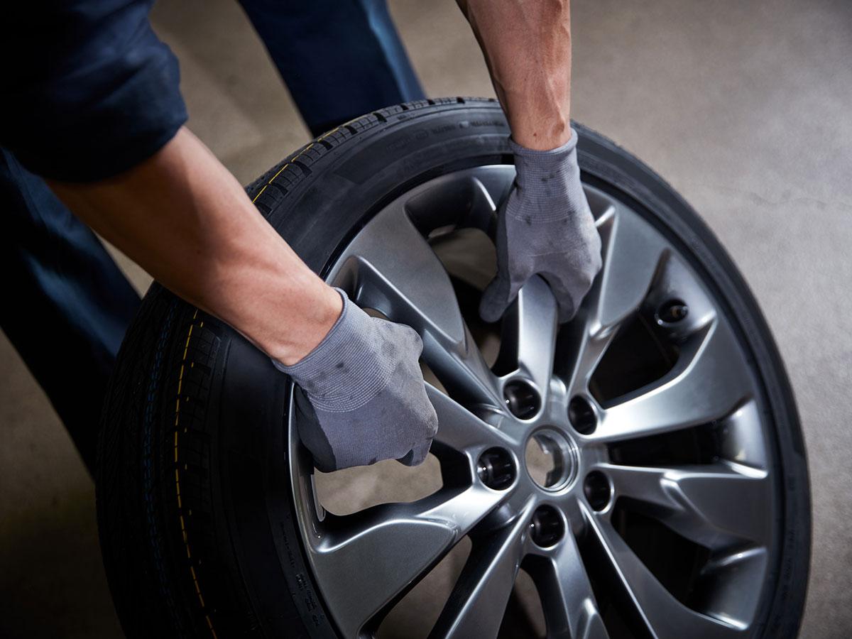 Tire Inspection & Tread Depth