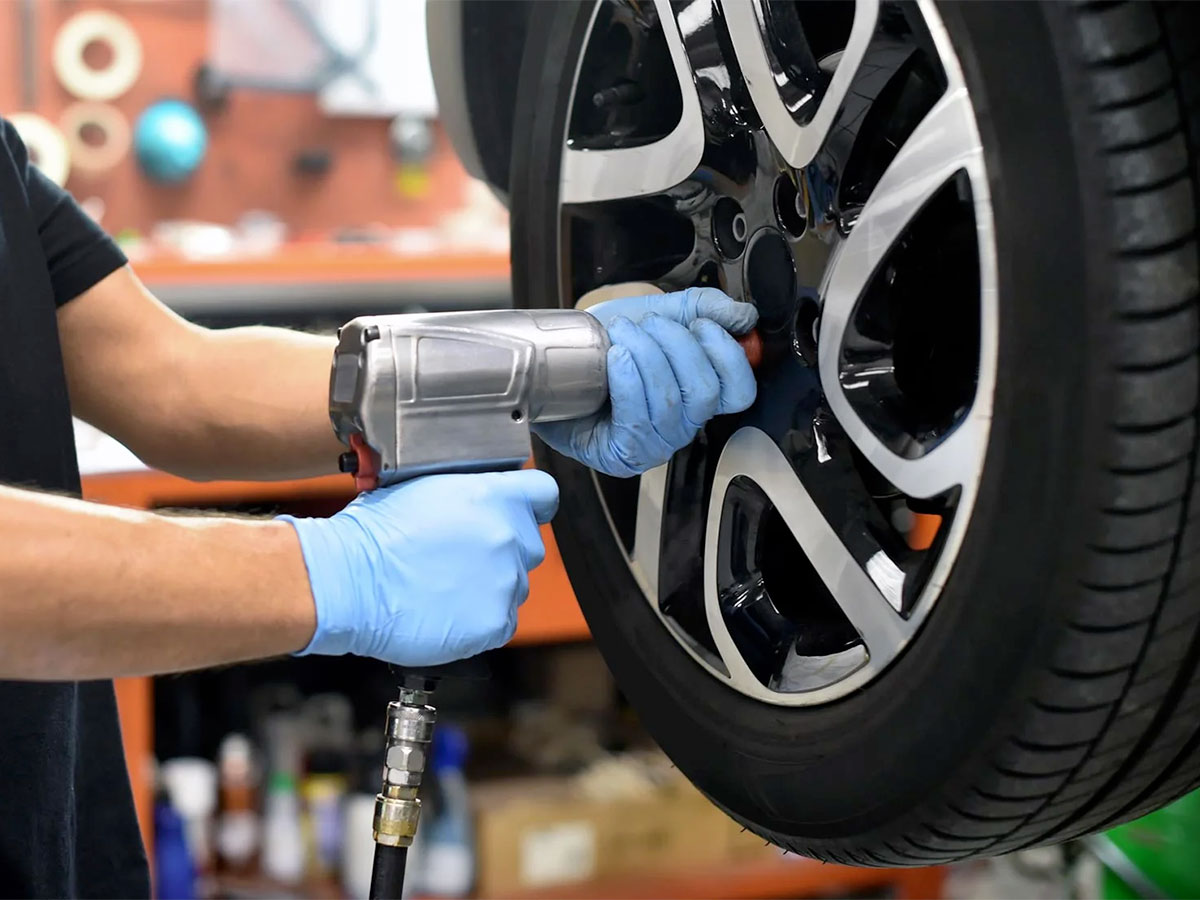 Tire Patch and Repair Service