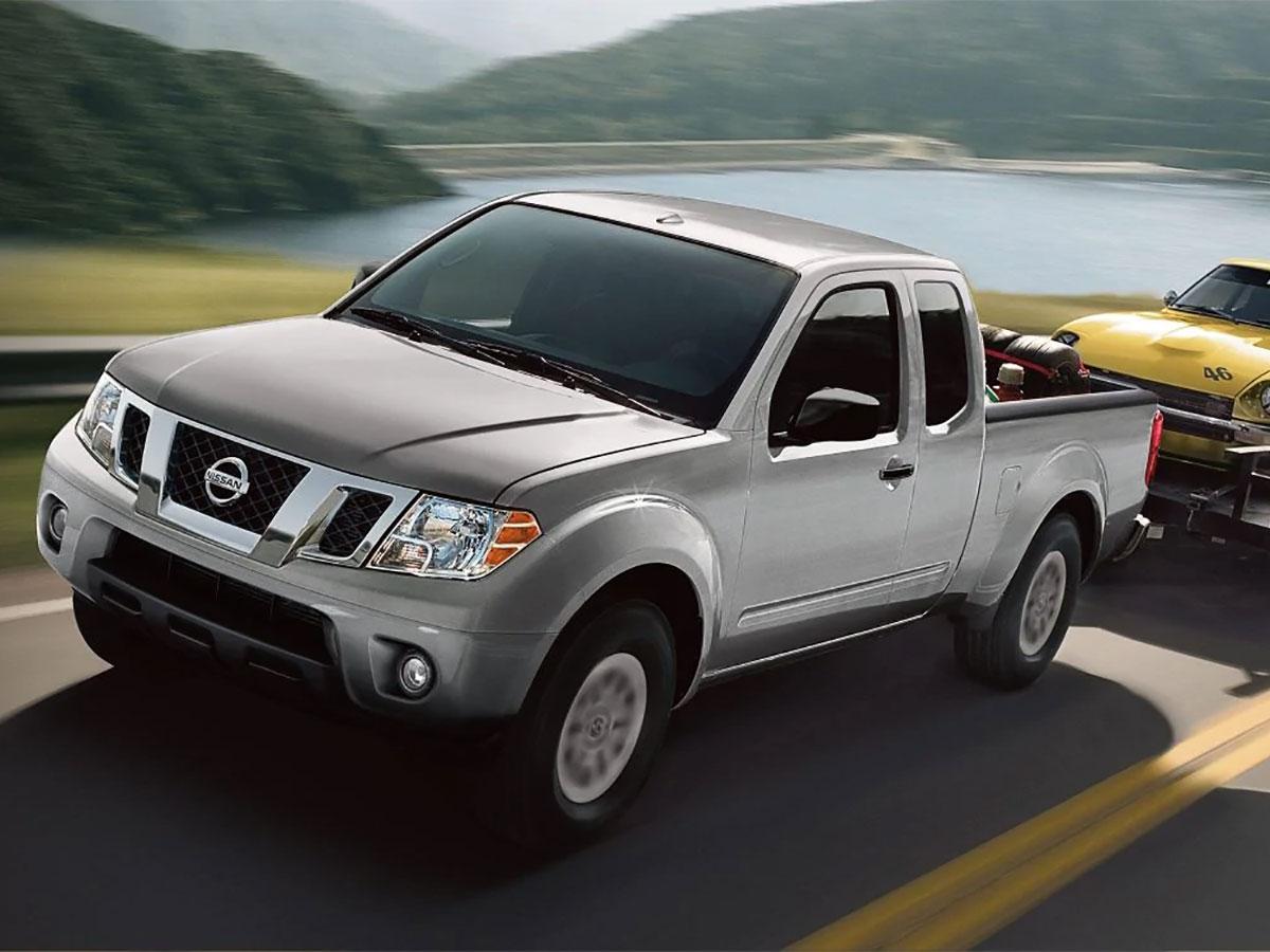 Nissan Frontier Service