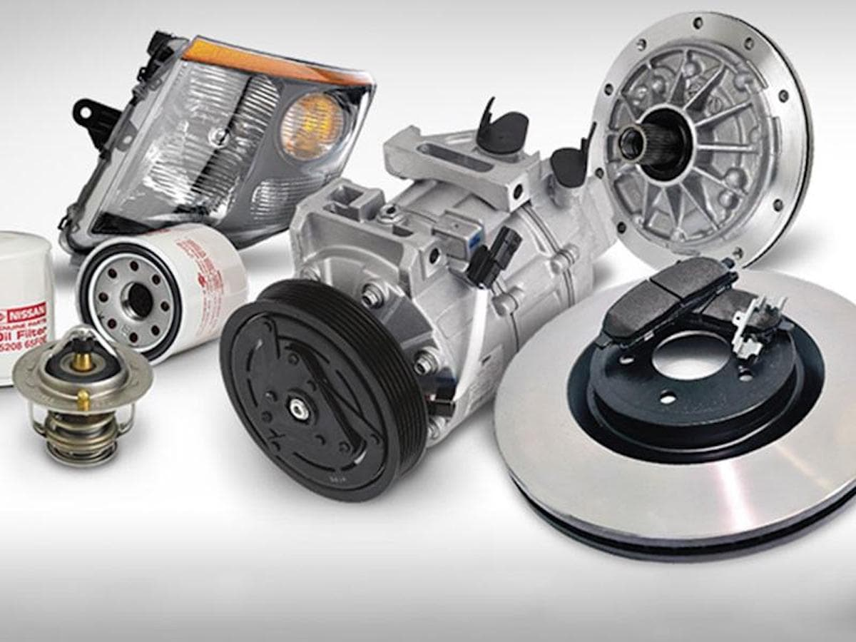 Geniune Nissan Parts