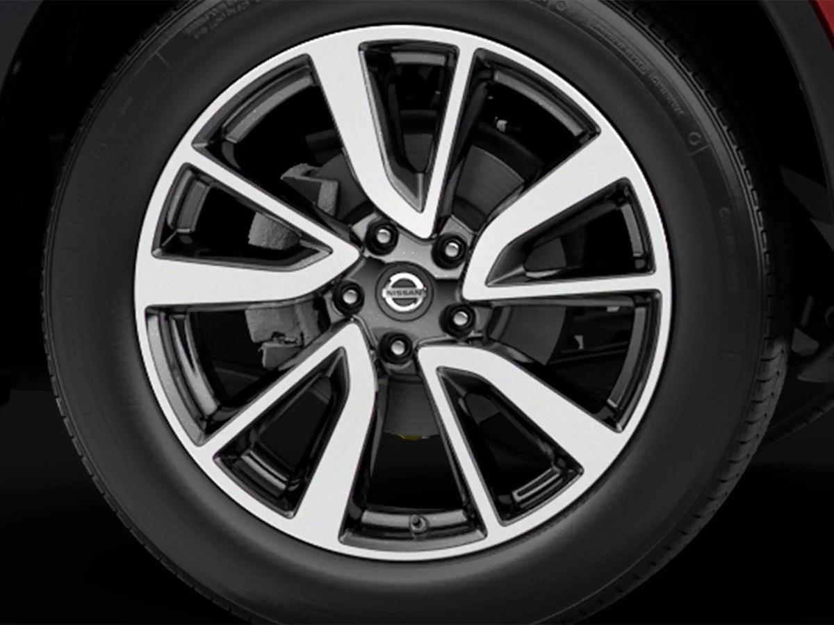 Nissan Tire Tread and Pressure Check Service