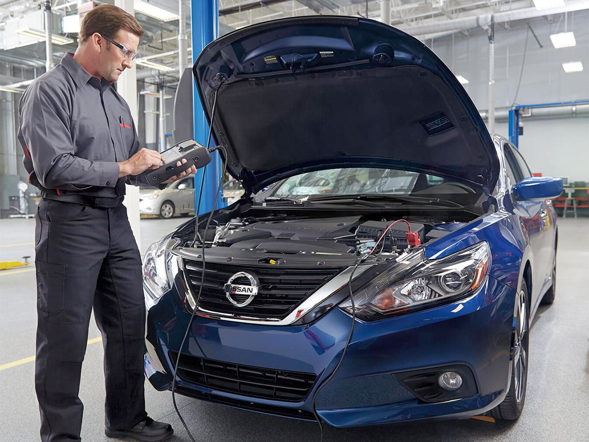 Nissan Battery Services