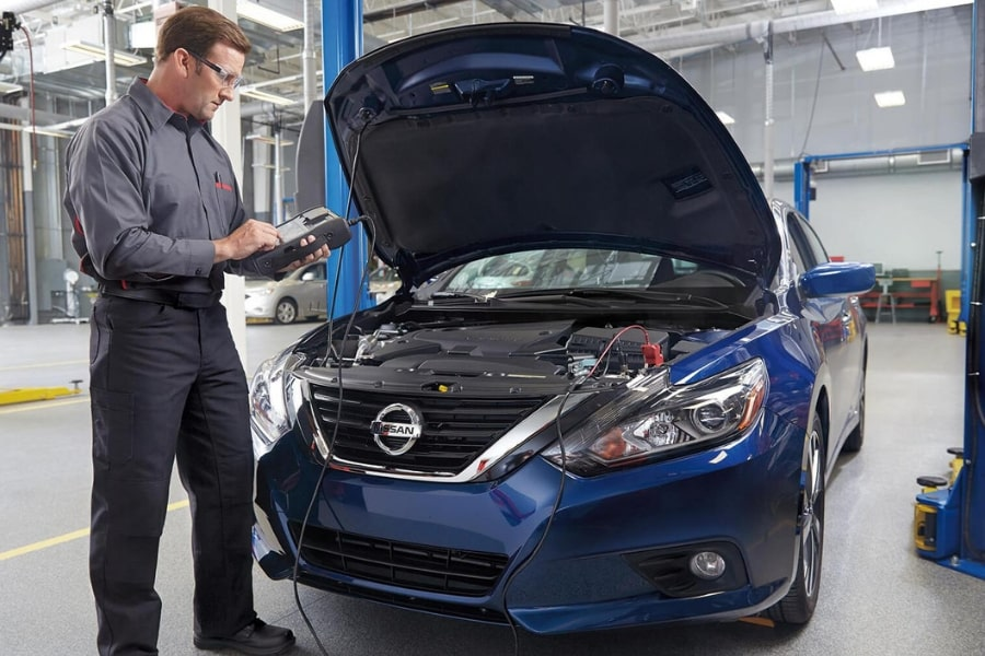 Charging System Inspection & Testing